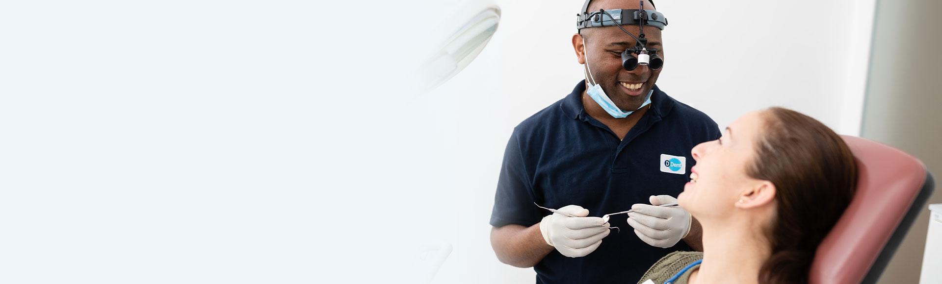 Parodontal Behandlung Professionell und Individuell